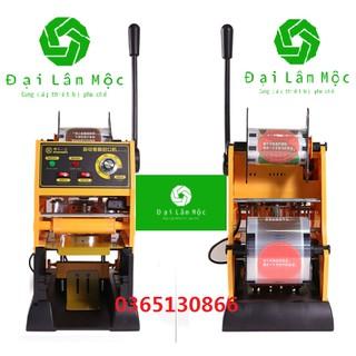Máy dập cuộn màng tự động- TT-D3