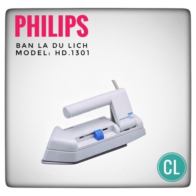 Bàn là du lich philips Hd 1301 - 3355235 , 646276852 , 322_646276852 , 698000 , Ban-la-du-lich-philips-Hd-1301-322_646276852 , shopee.vn , Bàn là du lich philips Hd 1301