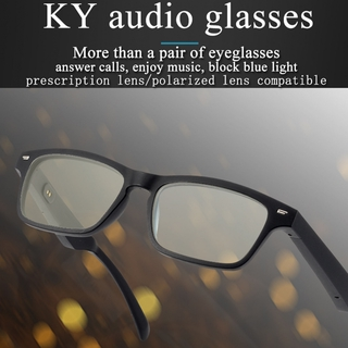 Bluetooth Audio Glasses Smart Noise Cancelling Headphones Glasses
