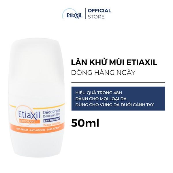Lăn ngăn mùi và mồ hôi Etiaxil 50ml