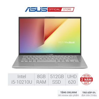 Laptop ASUS Vivobook A512FA-EJ1281T | i5-10210U | 8GB | 512GB | 15'6 | Win 10