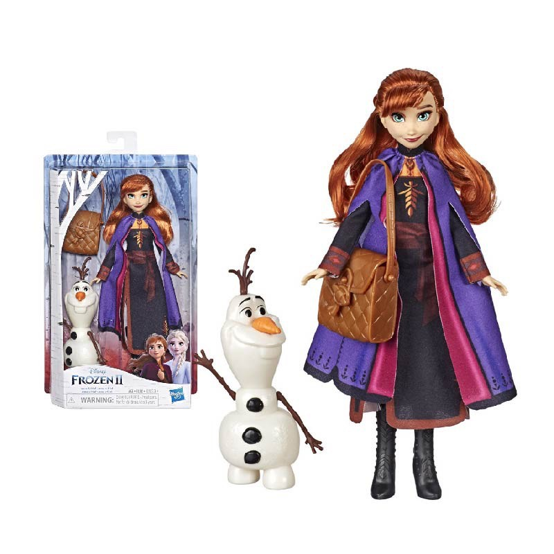 Búp bê thời trang công chúa Anna Frozen