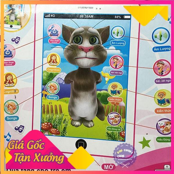 Đồ chơi điện thoại Ipad mèo TOM thông minh – loại to h3c store