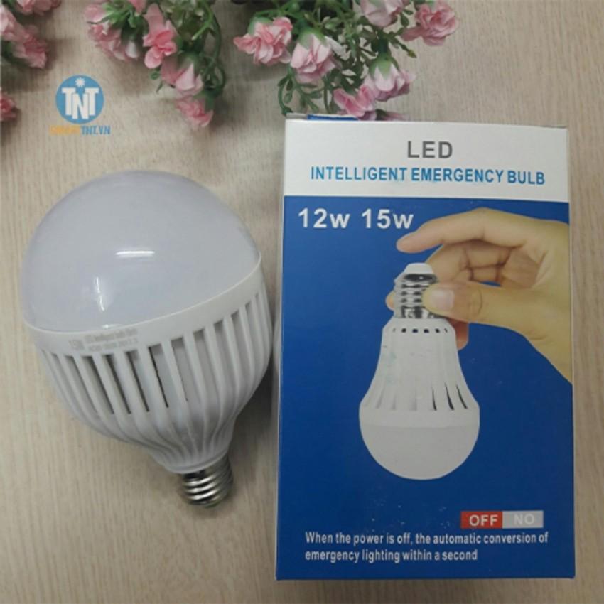 Bóng đèn Led tích điện thông minh Smartcharge 12W sáng trắng