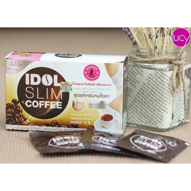 COMBO 10 Hộp cà phê giảm cân Idol Slim Coffee Thái Lan - 3159436 , 997270488 , 322_997270488 , 680000 , COMBO-10-Hop-ca-phe-giam-can-Idol-Slim-Coffee-Thai-Lan-322_997270488 , shopee.vn , COMBO 10 Hộp cà phê giảm cân Idol Slim Coffee Thái Lan