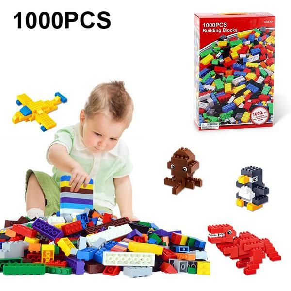 Bộ lắp ghép LEGO 1000 chi tiết - 2988787 , 1004505963 , 322_1004505963 , 200000 , Bo-lap-ghep-LEGO-1000-chi-tiet-322_1004505963 , shopee.vn , Bộ lắp ghép LEGO 1000 chi tiết