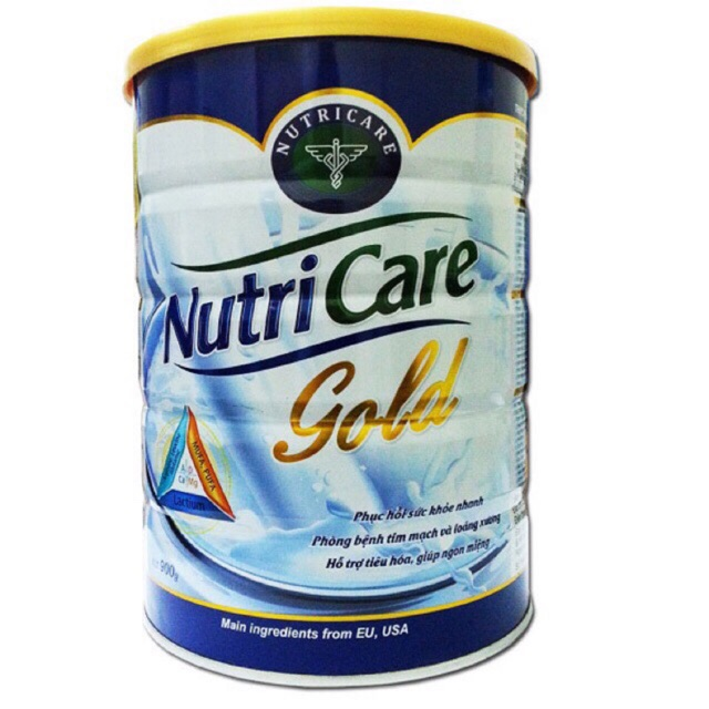 Sữa Nutricare Gold 900G thumbnail