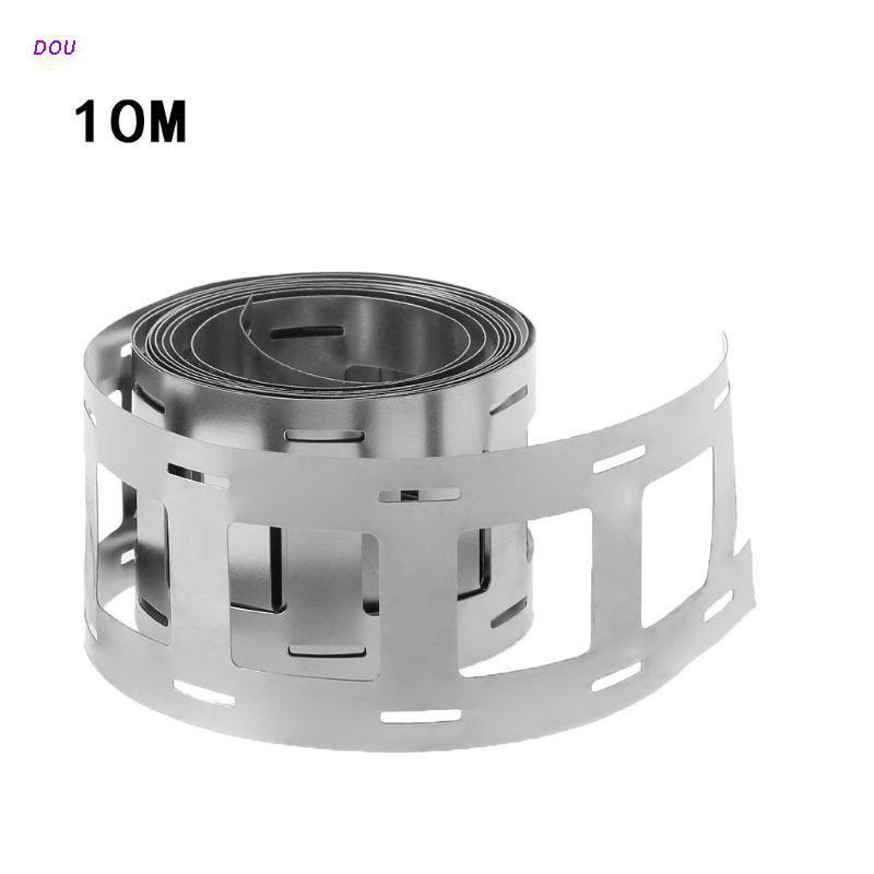 Dây Đai 10m Giữ Pin Lithium Cho Pin 18650 Giá Đỡ
