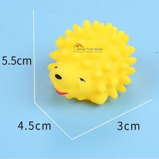 Bộ 5 thú cưng nhựa dẻo có kèn HD02