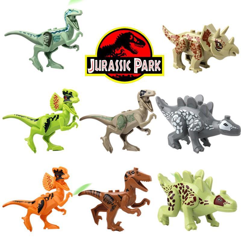 Đồ chơi khủng long lego phong cách phim Jurassic Park