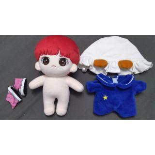 Doll Jungkook Fansite CHERRY FRUIT KOOKIE
