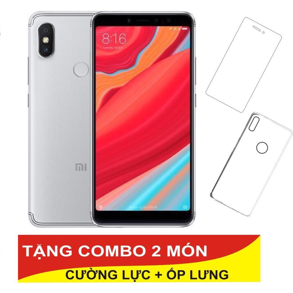 Điện thoại Xiaomi Redmi S2 32GB Ram 3GB + Ốp lưng + Cường lực - Hàng nhập khẩu - 2930518 , 1180890429 , 322_1180890429 , 3470000 , Dien-thoai-Xiaomi-Redmi-S2-32GB-Ram-3GB-Op-lung-Cuong-luc-Hang-nhap-khau-322_1180890429 , shopee.vn , Điện thoại Xiaomi Redmi S2 32GB Ram 3GB + Ốp lưng + Cường lực - Hàng nhập khẩu