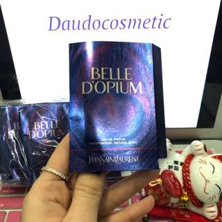 [ vial ] Nước hoa nữ YSL Belle d Opium Opium EDP 1.5ml thumbnail