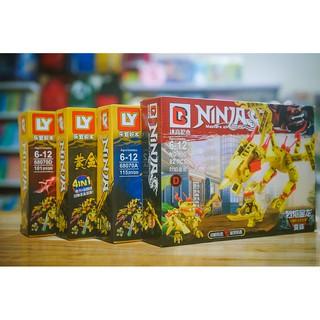 LEGO NINJA (4 IN 1)