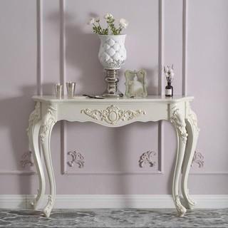 giá đặc biệt bán trướcBàn hiên châu Âu, tủ hiên, thời trang, treo tường, bán nguyệt, trang trí, sảnh đơn giản11
