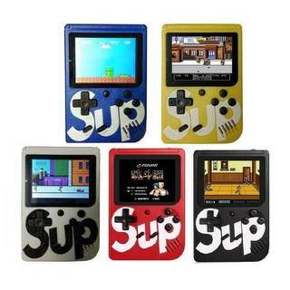 Bộ máy chơi game cầm tay SUP FC màn hình 3 Inch tích hợp sẵn 400 trò chơi thumbnail