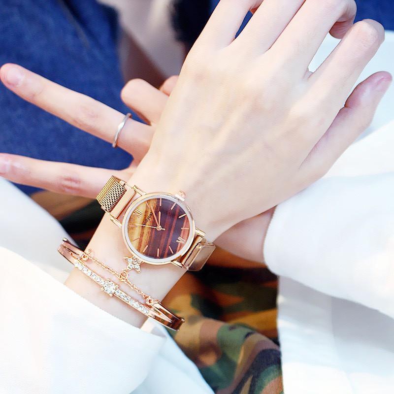 Đồng hồ nam nữ Candycat thời trang thông minh giá rẻ DH34 Siêu Hot