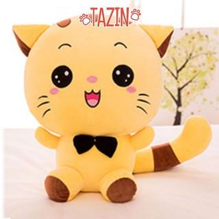 Mèo Bông Mishu - Thú Nhồi Bông Mèo Mishu Cao Cấp Tazin thumbnail
