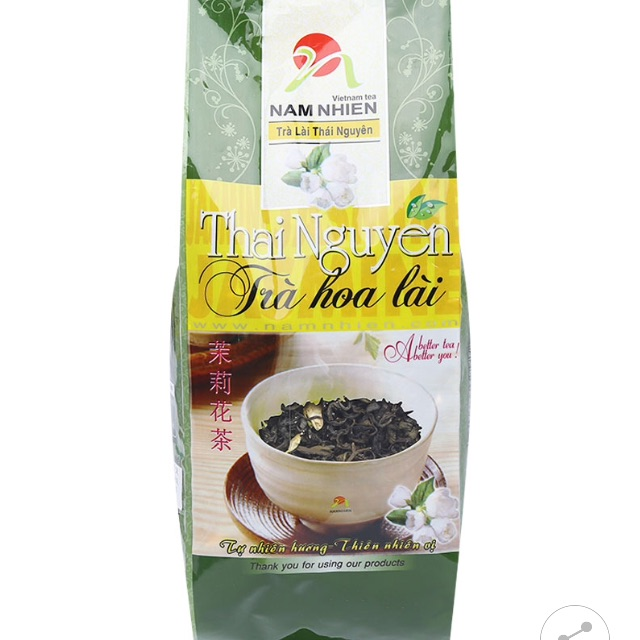 Trà hoa lài Thái Nguyên Nam Nhiên 250g HÀNG ĐẶT