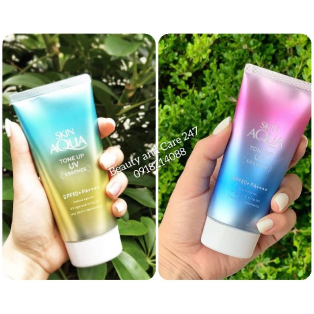 Kem chống nắng Skin Aqua Tone Up