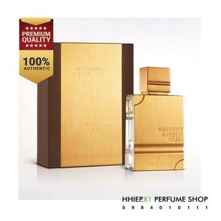 HHIEP.X1 - Nước hoa chính hãng Al Haramain Amber Oud Gold, Oud Tobacco ❤️ Chuyên Nước Hoa Nam Nữ Chính Hãng Authentic