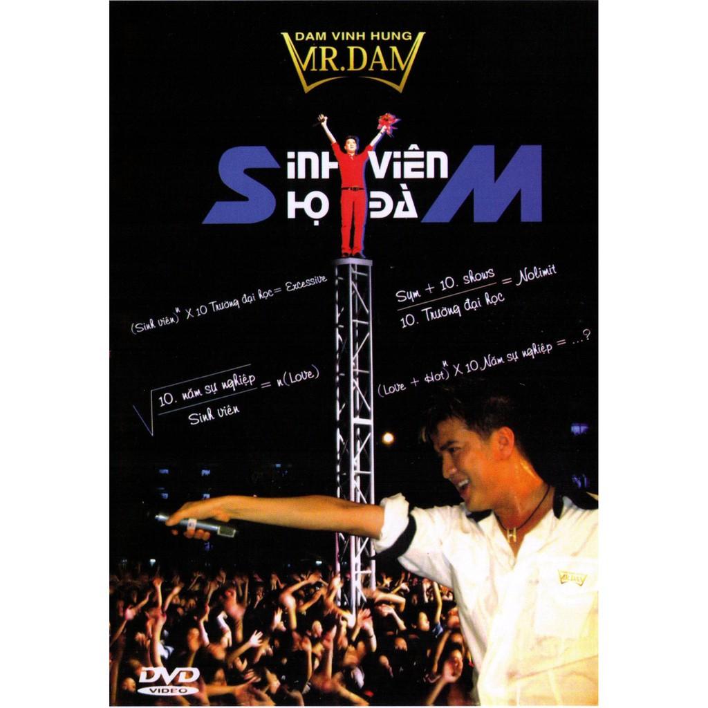 Đàm Vĩnh Hưng - Sinh Viên Họ Đàm (2 DVD) - 3540440 , 1061936248 , 322_1061936248 , 108000 , Dam-Vinh-Hung-Sinh-Vien-Ho-Dam-2-DVD-322_1061936248 , shopee.vn , Đàm Vĩnh Hưng - Sinh Viên Họ Đàm (2 DVD)