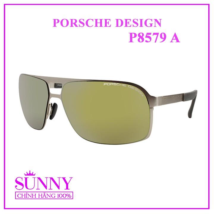 6443f4f6c911 Mắt Kính Porsche Design P8515 Gold