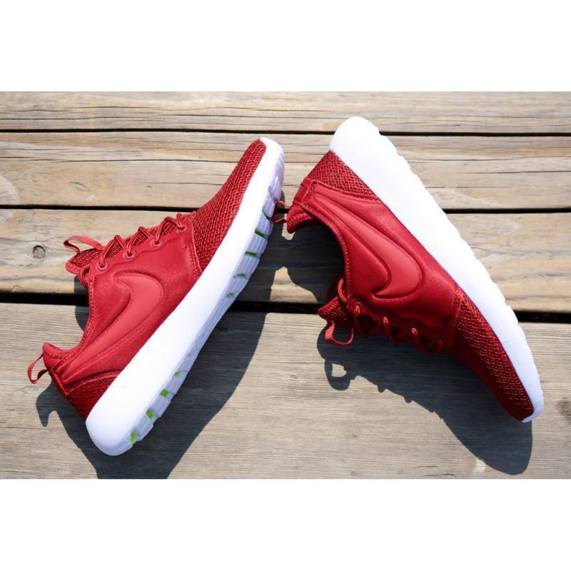 <BR> รองเท้ากีฬา Nike Roshe Two V3.0 รองเท้าวิ่งสีแดง