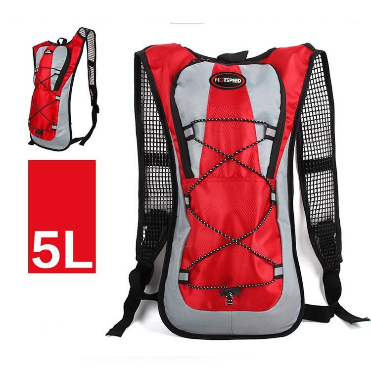 Balo xe đạp, túi xe đạp thoáng khí, nhẹ, chất liệu cao cấp POPO Sports