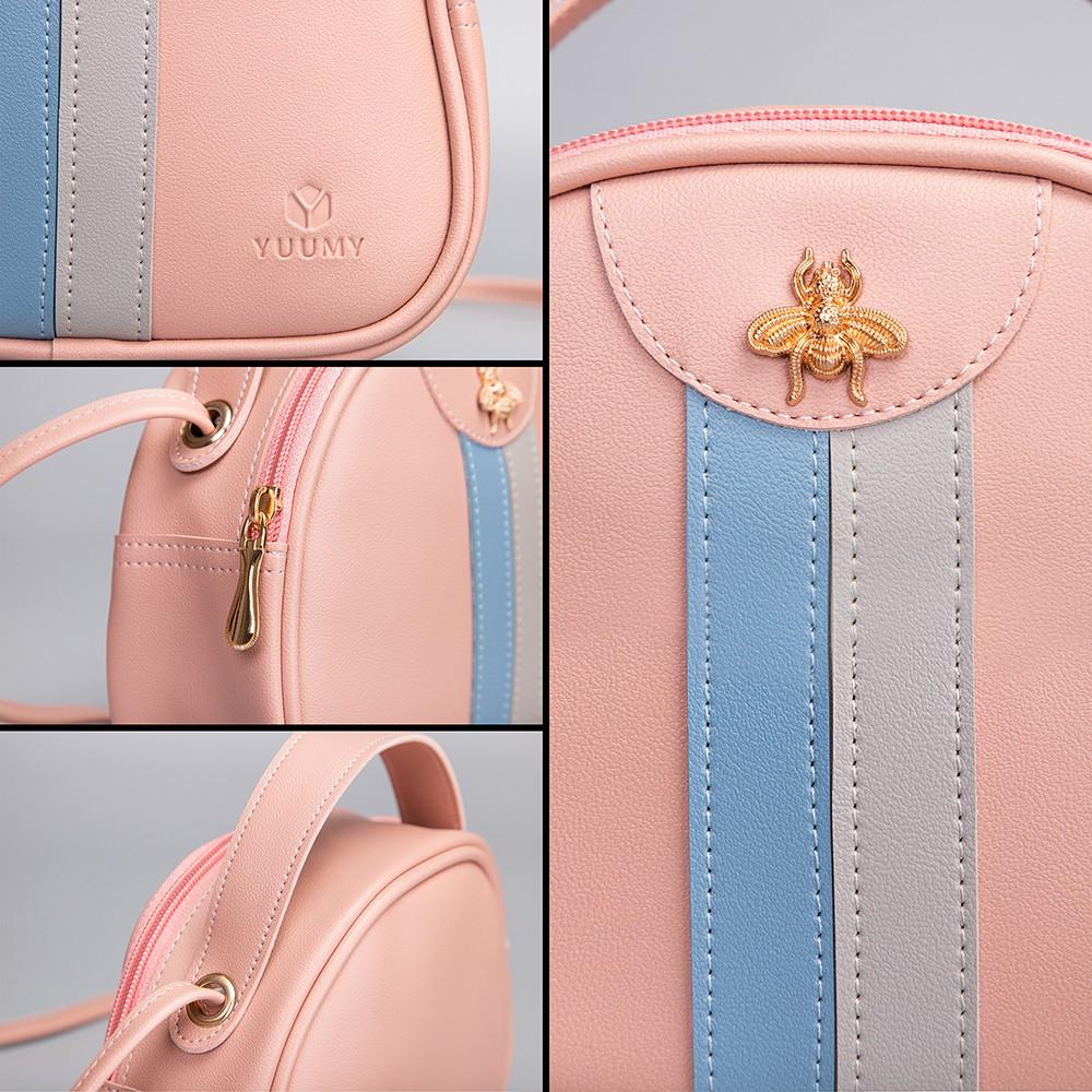 Túi đeo chéo nữ thời trang YUUMY YN66 nhiều màu