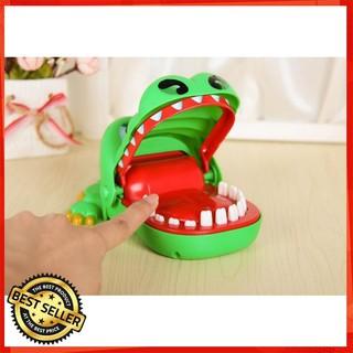 [HÀNG MỚI] Đồ Chơi Khám Răng Cá Sấu Crocodile Dentist Cỡ Lớn [ CÓ SẴN]