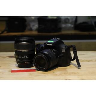 máy ảnh canon 3000D kèm ống 18-55 III