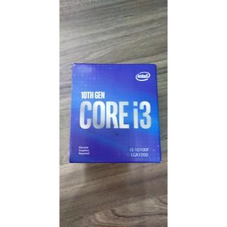 CPU i3-10100F Fullbox BH 3 năm LGA1200