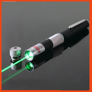 Bút Laser Trình Chiếu, Đèn laser tặng kèm pin và hộp đựng chất lượng tốt thumbnail