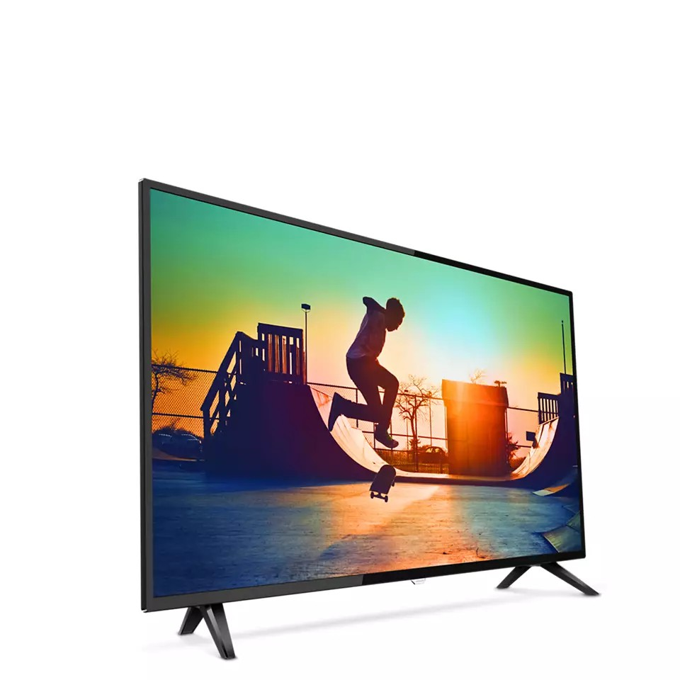 [Nhập PHIL500K Giảm 500K] Smart Tivi Philips 50 Inch 4K UHD 50PUT6103S/67 (Netflix Remote) - (Model 2020)