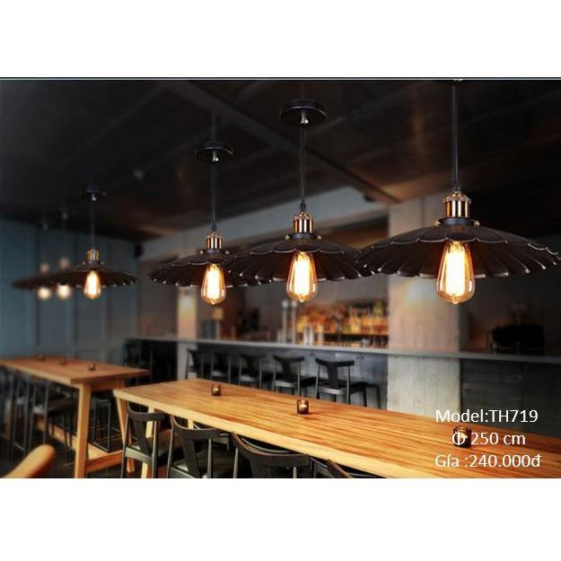 Đèn thả trần, quầy bar TH719