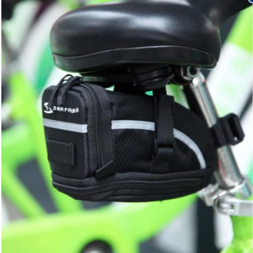 Túi treo dưới yên xe đạp đang chống thấm nước TL 506