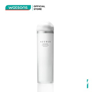Sữa Dưỡng Accoje Whitening Moisture Milky Emulsion Trắng Da 130ml thumbnail