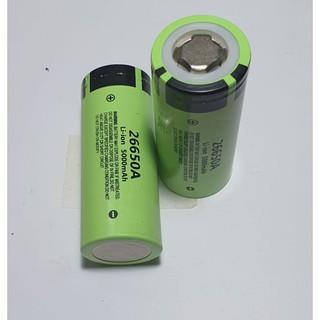 Cell pin Panasonic 26650 dung lượng 5000mah