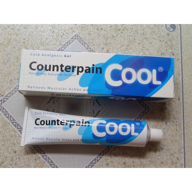 Cao lạnh Counterpain Cool Thái lan 60g
