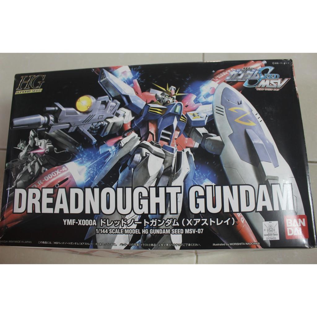Mô hình lắp ráp HG SEED 1/144 Gundam Dreadnought - 9943973 , 976247299 , 322_976247299 , 360000 , Mo-hinh-lap-rap-HG-SEED-1-144-Gundam-Dreadnought-322_976247299 , shopee.vn , Mô hình lắp ráp HG SEED 1/144 Gundam Dreadnought