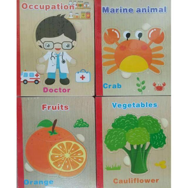 Sách ghép hình gỗ theo chủ đề - 15204922 , 419459668 , 322_419459668 , 70000 , Sach-ghep-hinh-go-theo-chu-de-322_419459668 , shopee.vn , Sách ghép hình gỗ theo chủ đề