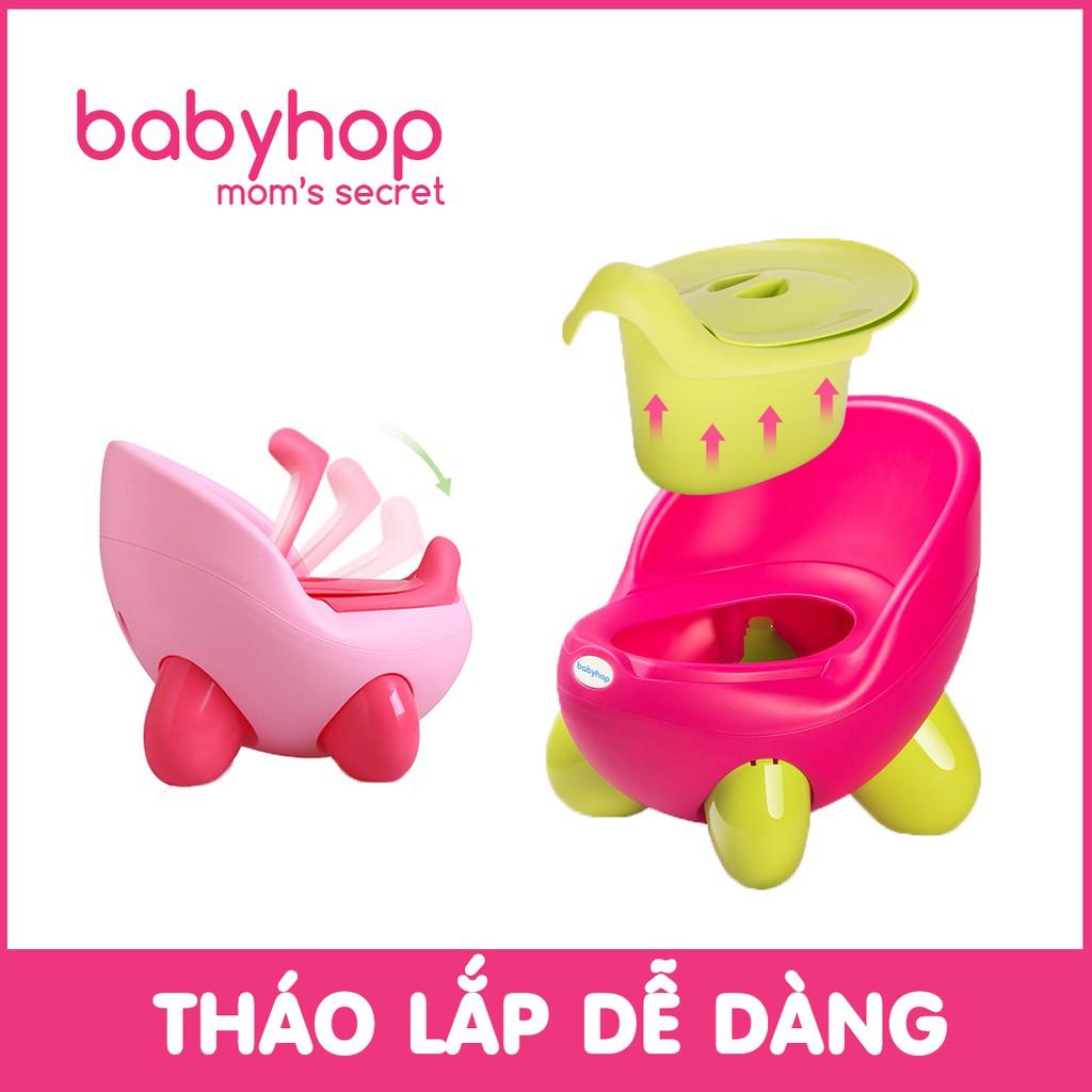 Hình ảnh [Nhập MKBBBHOP1 giảm 12%] Bô Cho Bé Kiu Kiu Babyhop chính hãng (2018) Bảo hành 12 tháng 1 đổi 1.-3