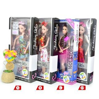 Búp bê Barbie – Fashion Girl (Hộp nhỏ)