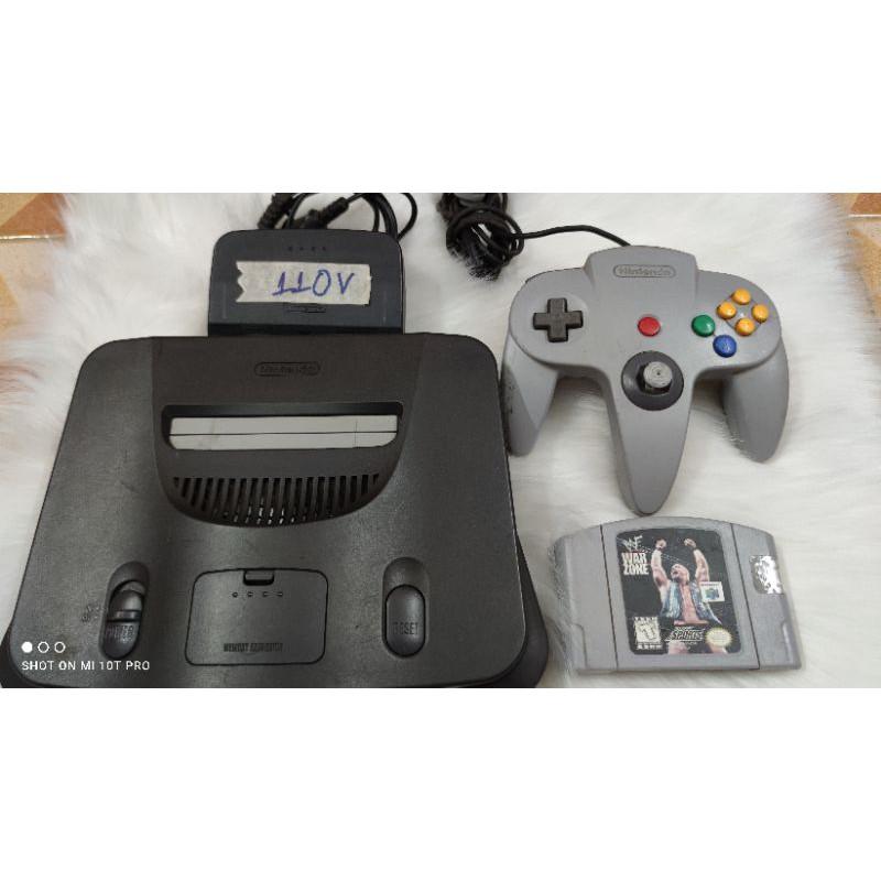 Máy chơi game Nintendo N64