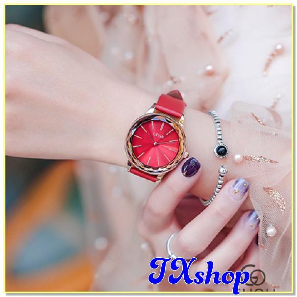 Đồng hồ nữ GUOU 6608 dây da thật chống xước và chống va đập tốt - 10064529 , 1298872401 , 322_1298872401 , 637000 , Dong-ho-nu-GUOU-6608-day-da-that-chong-xuoc-va-chong-va-dap-tot-322_1298872401 , shopee.vn , Đồng hồ nữ GUOU 6608 dây da thật chống xước và chống va đập tốt