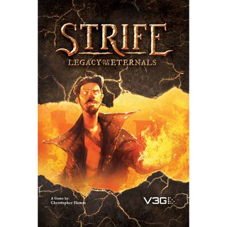 Strife: Legacy of the Eternals – Trò chơi board game