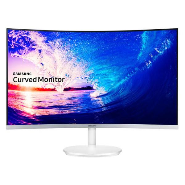 Màn hình LCD Samsung 27'' LC27F581FDEXXV (Bạc)