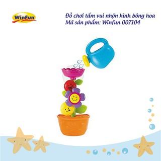 Đồ chơi tắm vui nhộn hình bông hoa 007104 hiệu Winfun