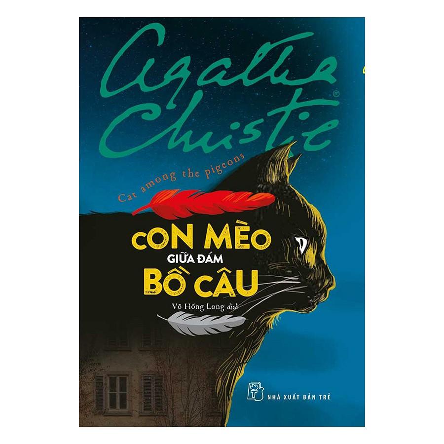 [ Sách ] Con Mèo Giữa Đám Bồ Câu